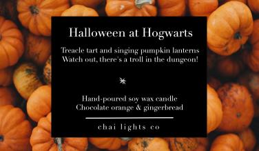 halloween at hogwarts 1